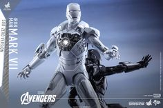 The Hot Toys Iron Man Mark VII Sub-Zero Version Sixth Scale Figure is available at Sideshow.com for fans of Marvel and Tony Stark.