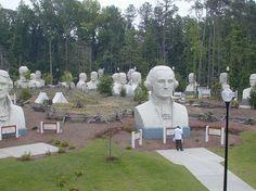 President's Park - Williamsburg, VA