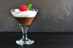 Vegan chocolate mousse, a recipe on Food52