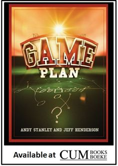 Discover and embrace God's game plan for your life.