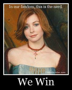 Buffy: Nerds Win