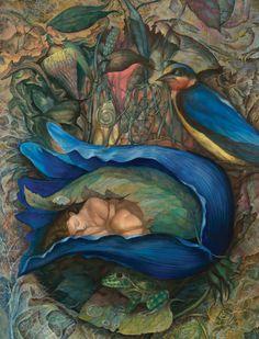 Thumbelina by Vladimir Ovtcharov
