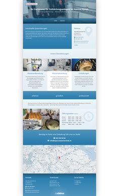 Wyss Wassertechnik AG - Ihr Fachmann für Enthärtungsanlagen im Kanton Zürich - Wasseraufbereitung – Wasserbehandlung – Entkalkungen
