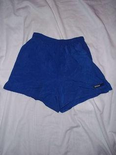 Mens Speedo Blue Swim Shorts Trunks Size: M #Speedo #Trunks