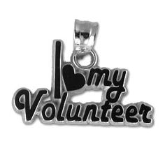 Emergency Stuff - I Love My Volunteer Pendant - Sterling Silver, $19.95 (https://www.emergencystuff.com/i-love-my-volunteer-pendant-sterling-silver/)