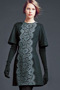 dolce and gabbana winter 2015 woman collection #DolceGabana #Fashion
