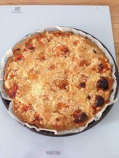 Tarte crumble aux abricots : Recette de Tarte crumble aux abricots - Marmiton