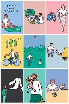 Cute Wallpaper Backgrounds, Cute Wallpapers, Diy Postcard, Pop Stickers, Illustration Art Drawing, Photo Wall Collage, Modern Art Prints, Planner, Sticker Design
