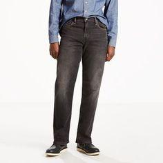 Levi's 569 Loose Straight Fit Jeans - Men's 36x32