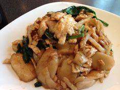 NOM. Shanghai rice cake with chicken