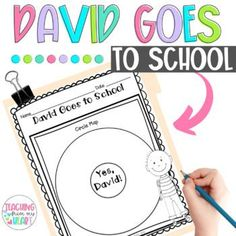 Kick off Back to School with this differentiated packet that pairs with David Goes to School by David Shannon. David Goes to School is a fun story to read at the beginning of the year or to teach your students about class rules and expectations during your distance learning sessions.