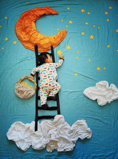 Wengenn in Wonderland, una serie cautivadora de fotografías de un bebé durmiendo dan la vuelta al mundo por Internet  #bebes #wengenn #fotografia #unamamanovata ▲▲▲ www.unamamanovata.com ▲▲▲