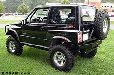 Suzuki Vitara Jlx, Sidekick Suzuki, Off Road Bumpers, Suv 4x4, Offroader, Toyota 4, Dodge Power Wagon, 4x4 Off Road, Hummer