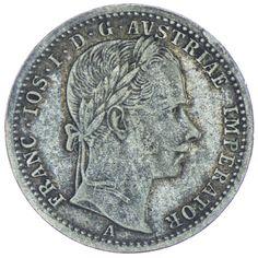 1/4 Gulden 1862 A
