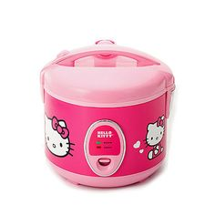 Amazon Com Hello Kitty Kurukuru Ice Cream Maker Icm1 Home Kitchen Things I Wish I Had Pinterest Ice Cream Maker Hello Kitty And Kitty