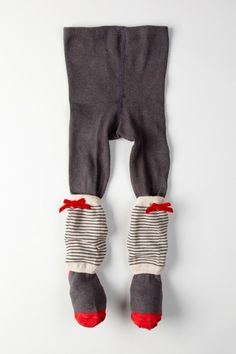 Petit Lem Ribbed Tights ($6). Awe, it really is too bad my girls have grown out of these infant sizes because this is just adorable.