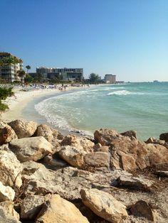 Lido Key Beach, Sarasota, FLorida