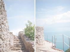 rocca di manerba. travel italy. lake garda.  by Anija Schlichenmaier