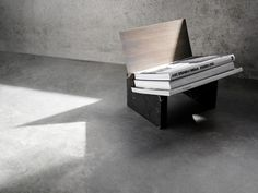 Menu Monuments Magazine Holder | Domino