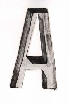 Jeff Rogers - Letters - It's just an A