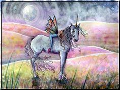 A Very Tall Unicorn