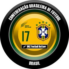 DNZ Football Buttons: Seleção Brasileira