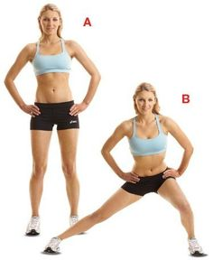 Do yo want to lose inner thigh fat fast in less than 2 weeks? Try these 6 easy exercises that will burn your inner thigh fat fast in 1 week at home. Burn Thigh Fat, Reduce Thigh Fat, Reduce Thighs, Leg Thigh, Fitness Workouts, Easy Workouts, Thunder Thighs, Exercise To Reduce Hips, Inner Thigh Muscle