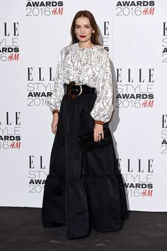 ELLE Style Awards 2016: The Red Carpet   Fashion, Trends, Beauty Tips & Celebrity Style Magazine   ELLE UK
