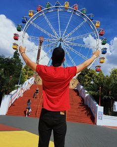 Victor Miyagi @viimiyagi #tumblr  #tumblrboy Foto inspiração tumblr masculina parque roda gigante Hopi Hari