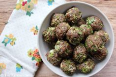 Clean Eating Turkey Lettuce Meatballs Cleaneating Eatclean