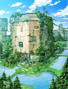 Post-apocalyptic Tokyobytokyogenso