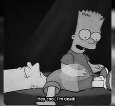 I feel like i'm a permanently broken🌚💔 Simpson Wallpaper Iphone, Hipster Wallpaper, Funny Iphone Wallpaper, Mood Wallpaper, Cartoon Wallpaper, Wallpaper Backgrounds, Simpsons Quotes, Cartoon Quotes, The Simpsons
