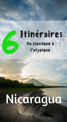 6 itinéraires classiques ou atypiques pour préparer son voyage au Nicaragua de 2 semaines à un mois