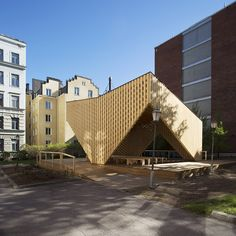 A•lava | Wood Program at Aalto University Department of Architecture