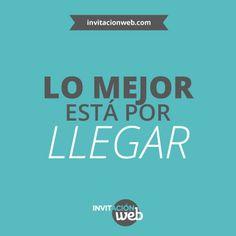 empieza lo mejor de la semana!! #lunes #empieza #optimista #lomejor #adarle #esperanza #actitud #invitacionweb #queretaro #mexico
