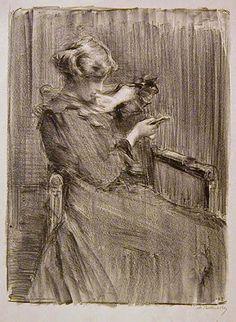 Belleroche, Albert de (1864-1944)