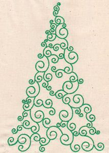 Designs in Stitches - OH! Christmas Tree
