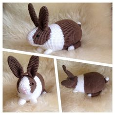 Die 18 Besten Bilder Von Kaninchen Häkeln Crochet Rabbit Crochet