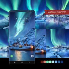 #wallpaper, #android, #phone, #smartphone, #samsung, #galaxy, #samsunggalaxy, #samsungthemestore, #samsunggalaxyedge, #galaxyapps, #s8, #s9, #s10, #s20, #s21, #galaxynote, #design, #themestore, #beasamsungdev, norway, #lofotenislands, #aurora, #auroraborealis, #auroralights, #north, #northernlights, #polar, #ice, #polarlights, #fjord, #night Samsung Galaxy Wallpaper, Norway, Aurora, Northern Lights, Badge, Smartphone, Android, Ice, Wallpapers