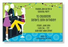 8064 Best Invitations For Adults Images On Pinterest Birthday