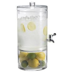 Artland Two-Part Beverage Jar with Lid | Wayfair
