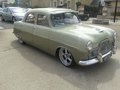 Late 1950's Ford Zephyr
