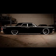 Lincoln #Continental...need to put bags on ours