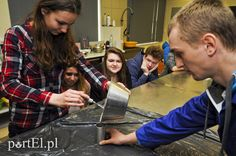 Uczniowie z Braniewa robią najlepszy beton...