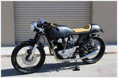 1975 Honda CB500T 'Blackjack' - GasserCustoms