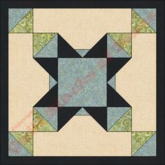 The Texas Alamo Quilt Pattern   Quilt Blocks of Texas