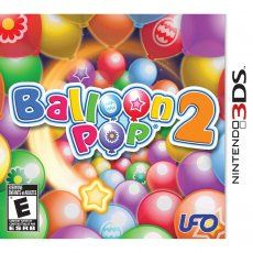 Balloon Pop 2 for the Nintendo 3DS  will have you rearranging balloons and creating to release the magic sealed inside.  Go on a wondrous journey traveling from one beautiful location to another in this casual game. As low as $2.25