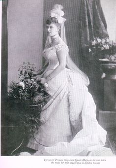 Princesse Mary de Teck (1867-1953)