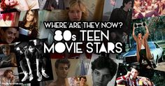 Where Are They Now: 80's Teen Movie Stars Trivia