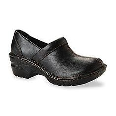 Canyon River Blues Women's Coby Black Closed Clog